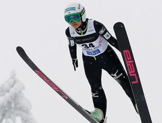 スキージャンプ女子にラージヒル...