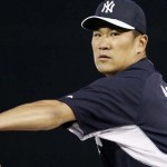 田中将大5月4日投球内容速報、7回3失点逆転勝ちで4勝目