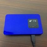 WiMAX2+のWX01は遅い?一番安いギガ放題で使ってみた